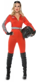 Race babe jumpsuit