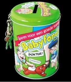 Spaarpot babyfonds