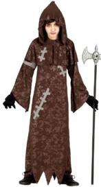 Scary zombie kostuum