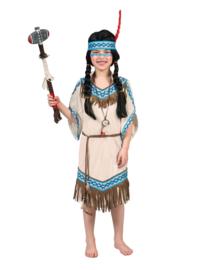 Thundering Teppee Indianen meisjes jurkje