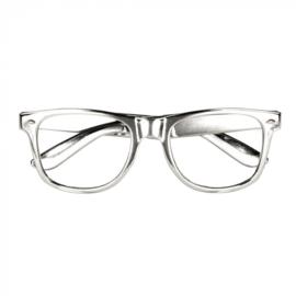 Partybril | zilver
