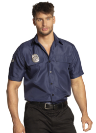 Politie shirt classy