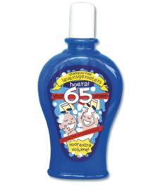 Shampoo fun 65 jaar