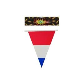 Vlaggenlijn Nederland vlag