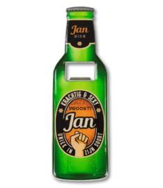 Bieropener Jan
