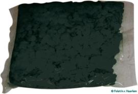 Confetti 100gr zwart
