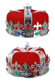Koningskroon Zilver luxe