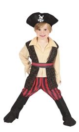 Piraat Rocco kostuum