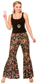 Hippie broek groovy