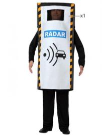 Radar fun kostuum