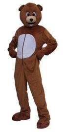 Beren kostuum mascotte pro
