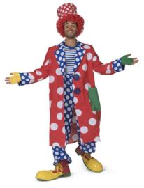 Jas clown cookie | Vrolijke jas