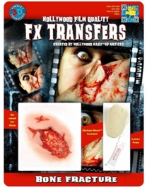 Bot breuk 3D FX transfers