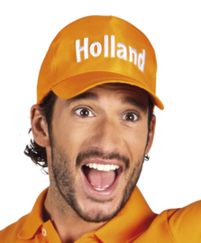 Baseball cap Holland | Oranje pet