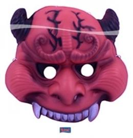 Kindermasker Duiveltje