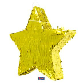 Pinata goud ster