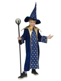 Little tovenaars Isior kostuum luxe