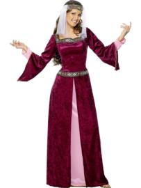 Maid marion jurk