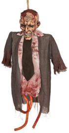 Horror zombie hangdeco 75cm