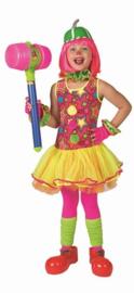 Clowns jurkje sparkling star