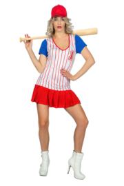 Baseball jurkje luxe