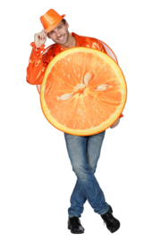 Sinaasappel kostuum