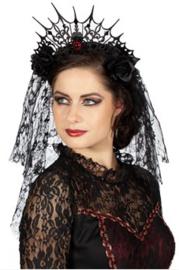 Tiara Gothic met oog