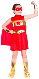 Super helden kostuum - Red