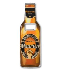Bieropener Maarten