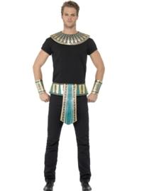 Egyptische kleding set man