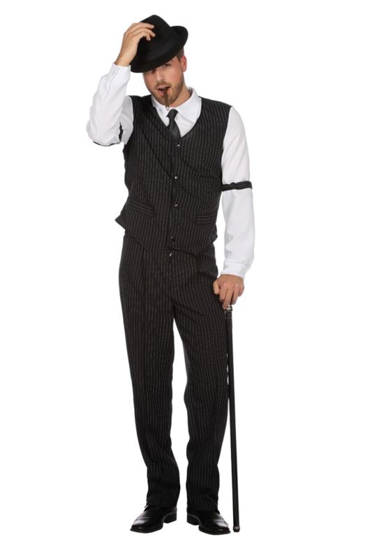 Peaky blinders gangster kostuum