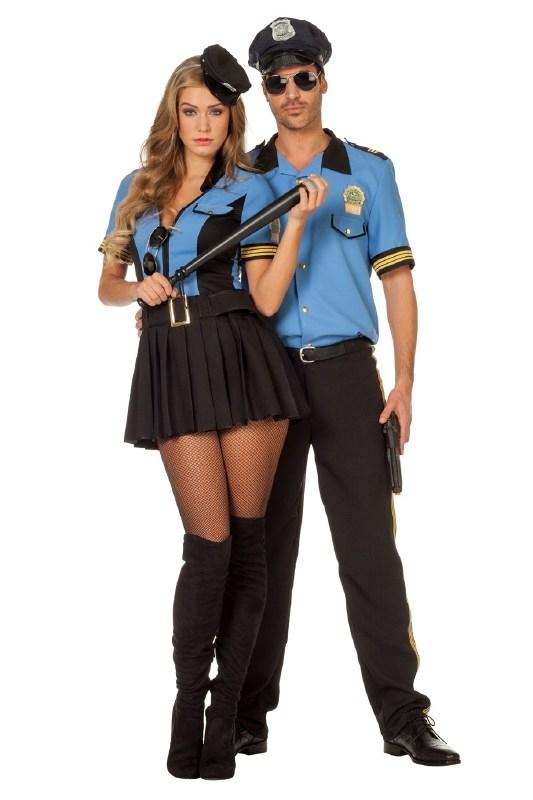 Carnavalskleding Dames Politie.Politie Dame Sexy Feestkleding Dames Goedkope