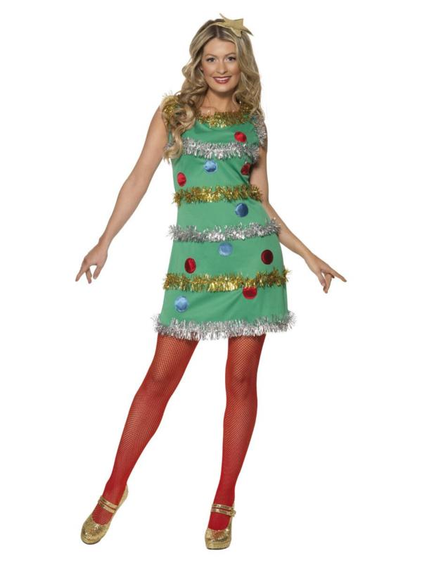 Kerstboom jurkje