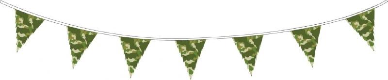 Vlaggenlijn leger