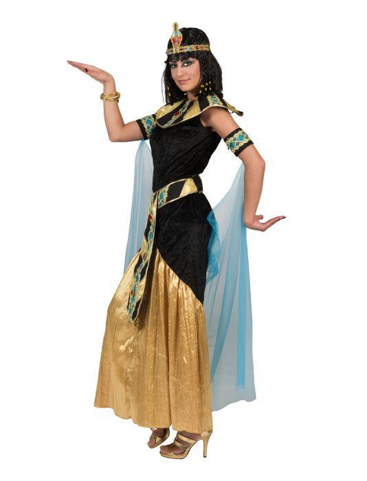 Egyptische cleopatra jurk