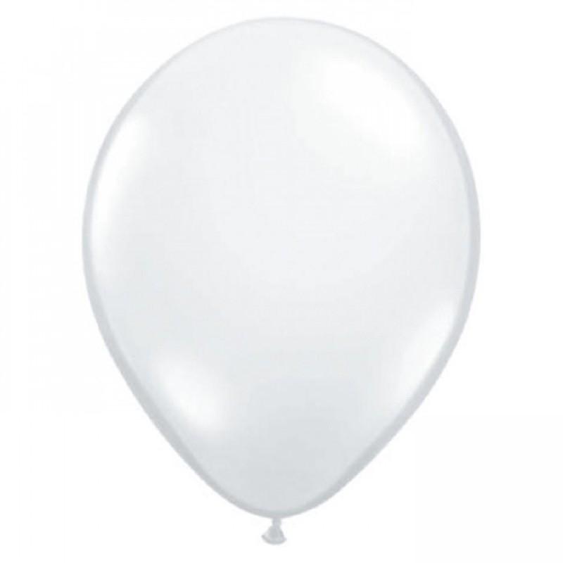 Confetti ballonnen 90 jaar 10 stuks