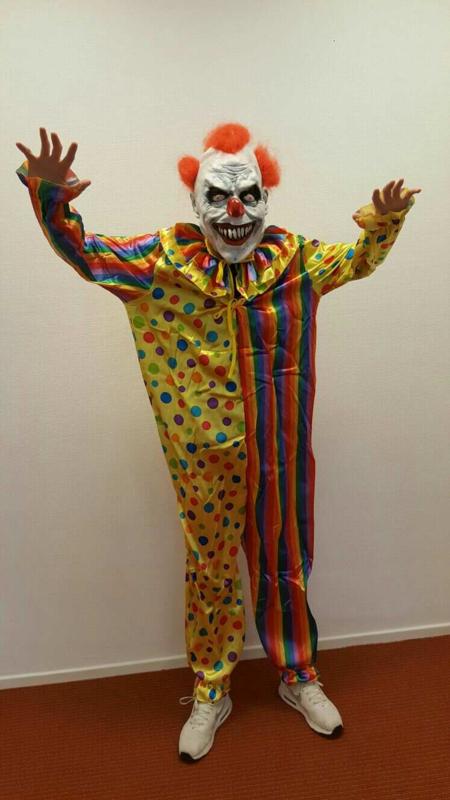 Horror clown max