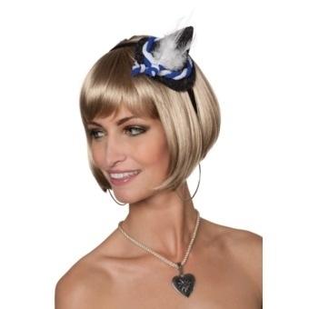 Mini oktoberfest hoedje