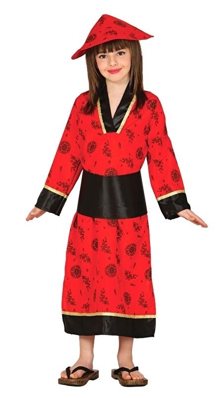 Chinese kimono jurkje