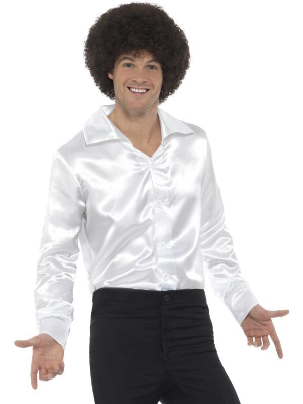 70's disco blouse wit