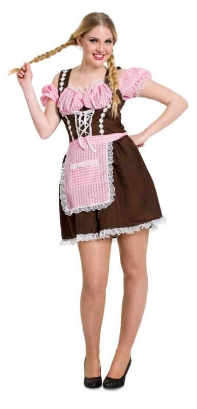 Tiroler jurkje easy