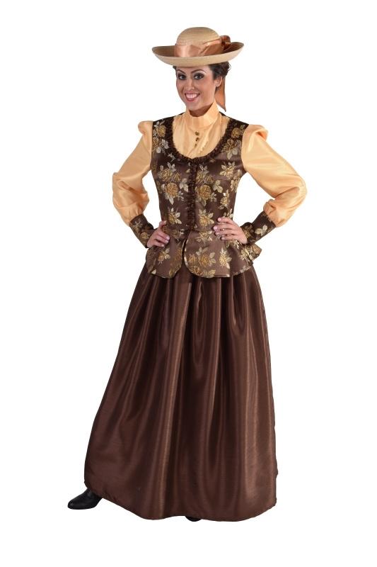 Viktoriaanse dame OP=OP