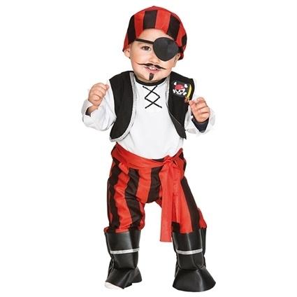 Mini piraten pakje