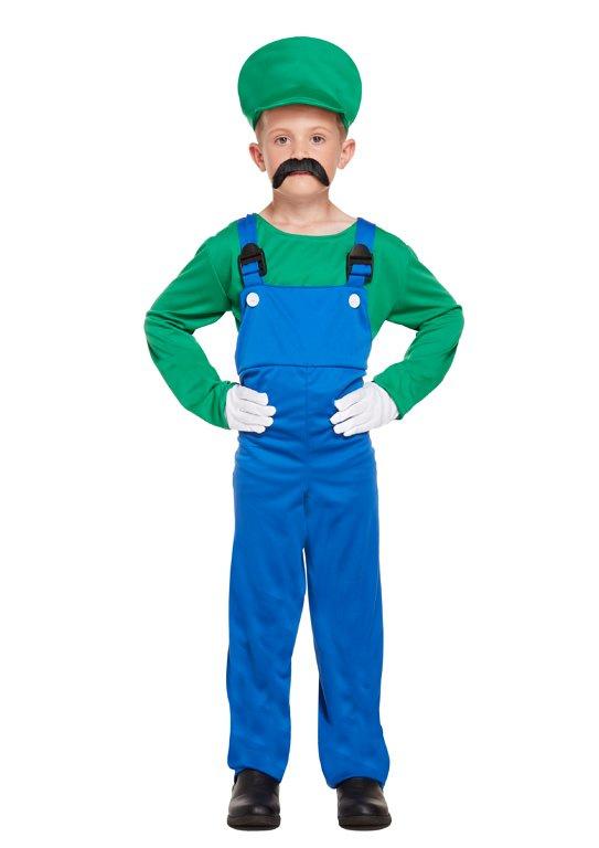 Super luigi kostuum | kinderen
