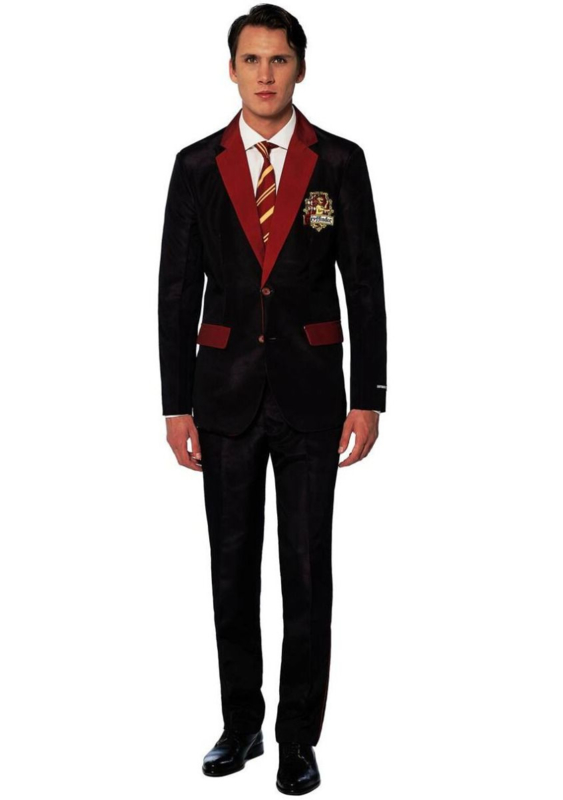 Harry Potter suitmeister kostuum