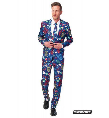 Casino slot suitmeister kostuum