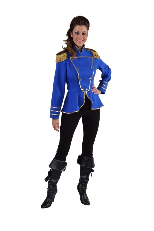 Uniform jasje blauw