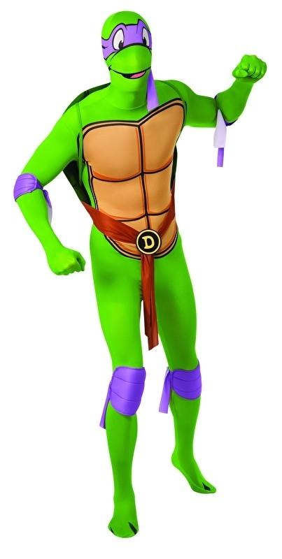 Second skin ninja turtles Donatello