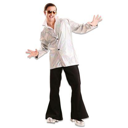 Dazzling disco man