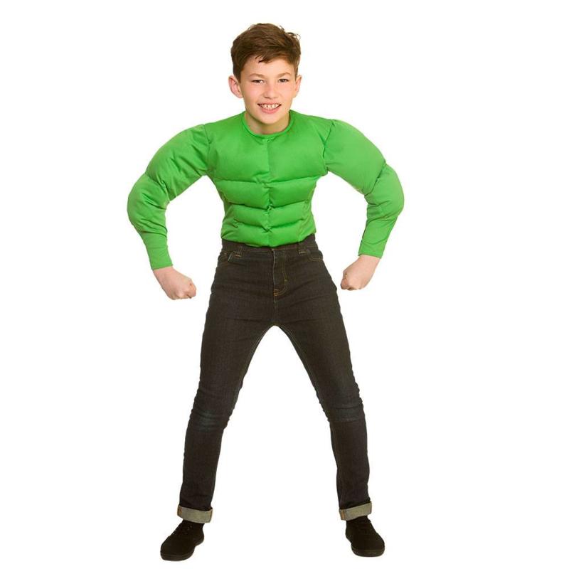 Gespierd shirt hulk
